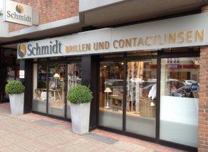 Schmidt Brillen und Contactlinsen